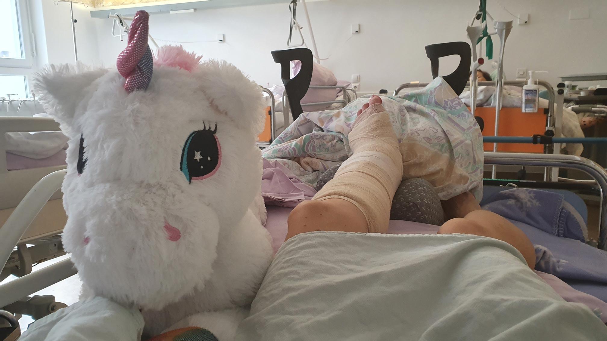 Operacija št. 2 ali bila sem njegova prva